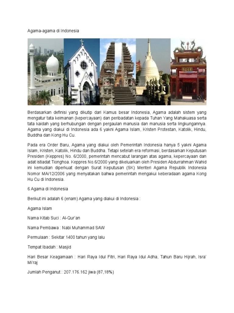 Hari Raya Agama Islam : agama, islam, Agama