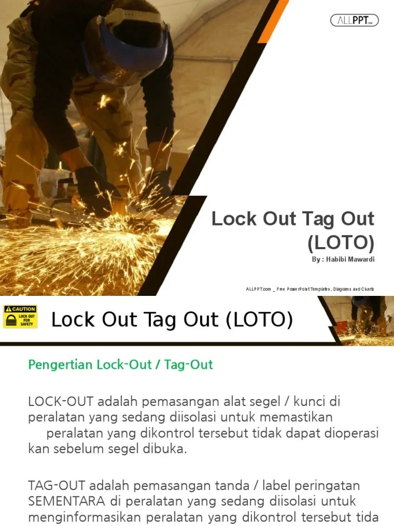 hight resolution of lock out tag out diagram
