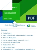 Itil what is it why you should use also free wall chart information technology management rh scribd