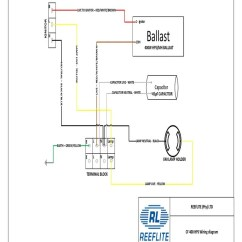 Hps Wiring Diagram With Capacitor Hayward Super Pump Hand Knob Kit Without Electricity Site Cf400w High Pressure Sodium