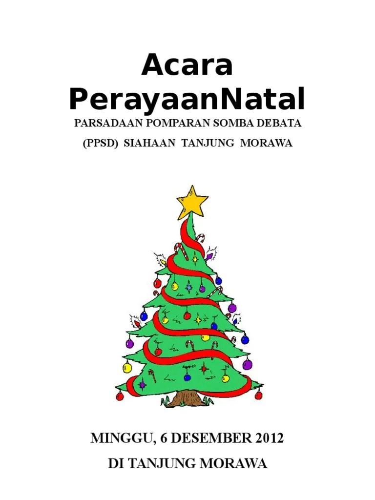 Gambar Natal Anak Sekolah Minggu : gambar, natal, sekolah, minggu, Tertib, Acara, Natal, Cute766
