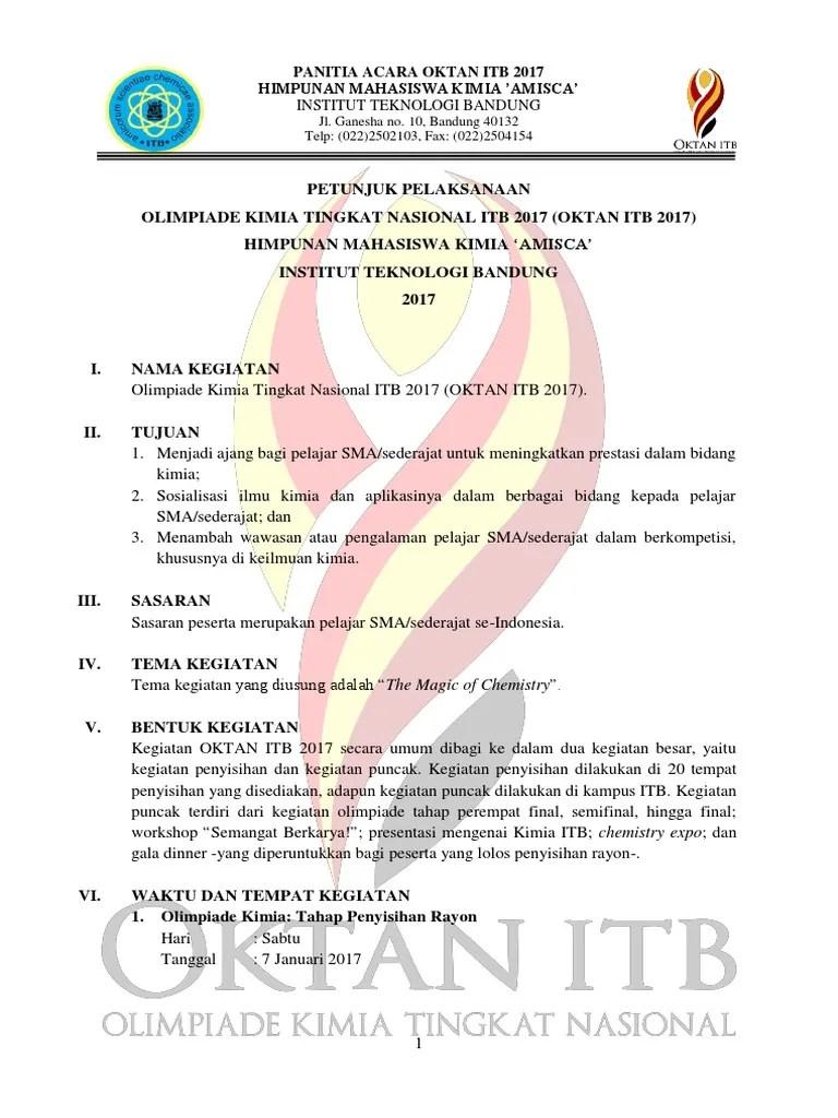 Oktan Itb 2017 : oktan, JUKLAK-OKTAN-ITB-2017-UMUM.pdf