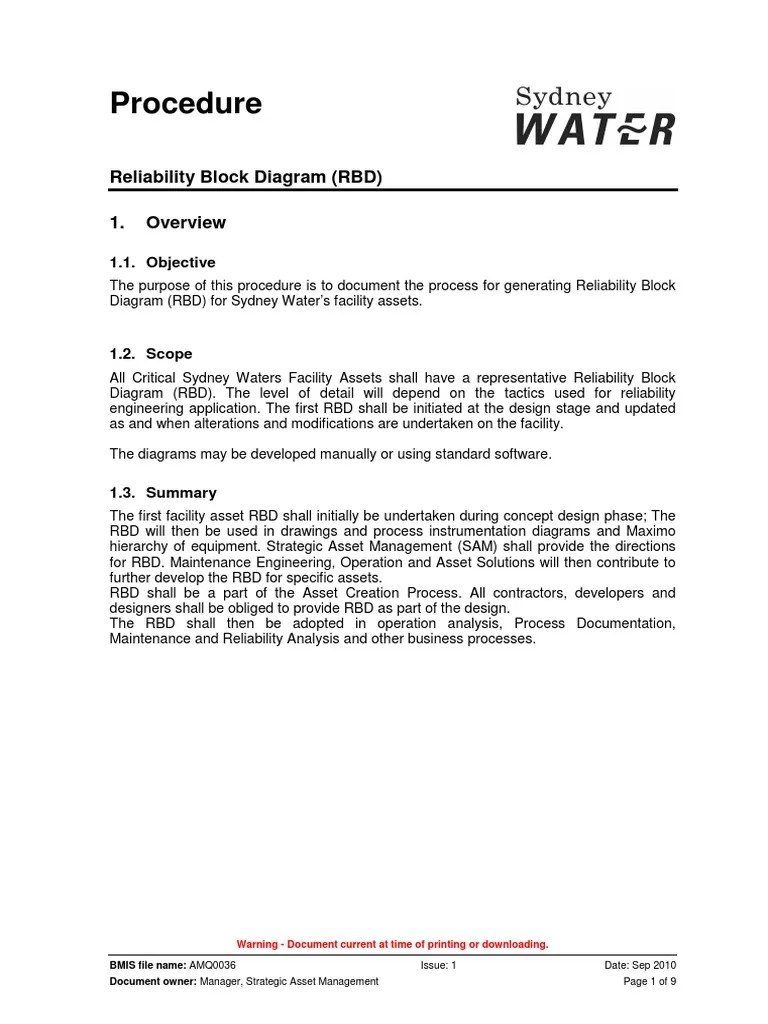 hight resolution of reliability block diagram reliability engineering systems engineering