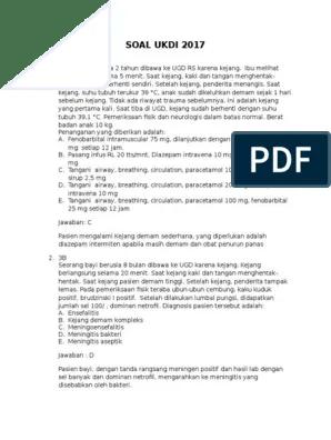 Pembahasan soal UKDI - Free Download PDF
