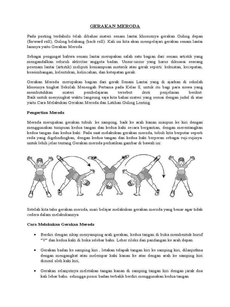 Pengertian dan Gerakan Senam Ketangkasan Halaman... - Kompas.com