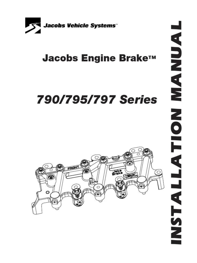 hight resolution of 29901b jake detroit valve diesel enginejacobs engine brake wiring diagram 16