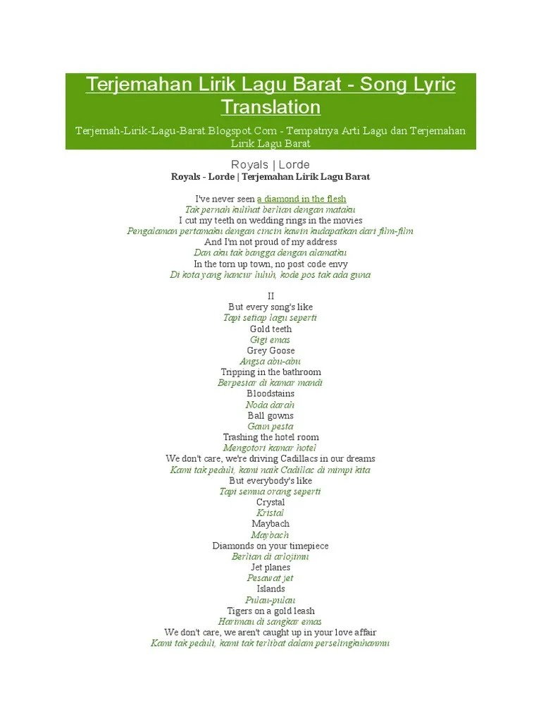 Lirik Cincin Kawin : lirik, cincin, kawin, Terjemahan, Lirik, Barat, Lyric, Translation