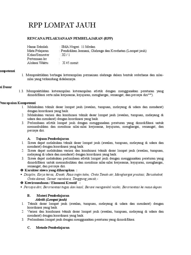Peraturan Dalam Lompat Jauh : peraturan, dalam, lompat, LOMPAT, JAUH.doc