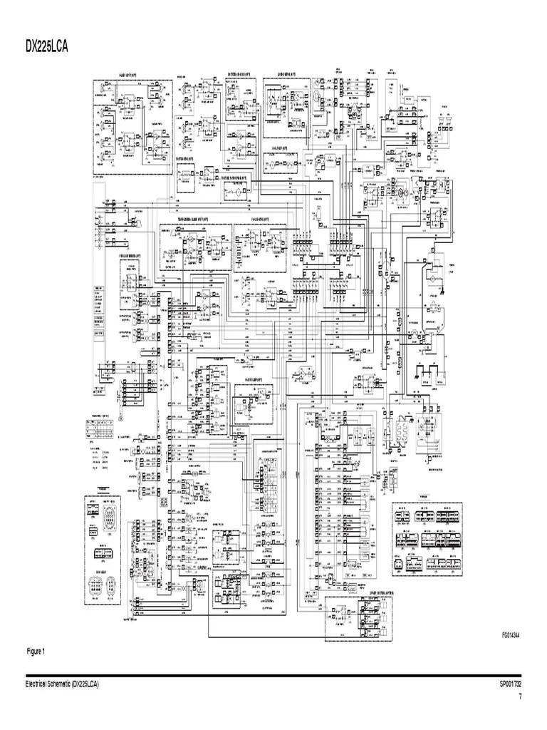doosan ignition switch wiring diagram [ 768 x 1024 Pixel ]