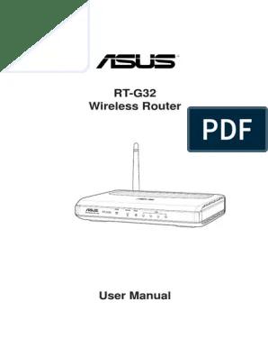 Setting Modem Adsl Menjadi Access Point : setting, modem, menjadi, access, point, Rt-g32, Manual, Address, Software
