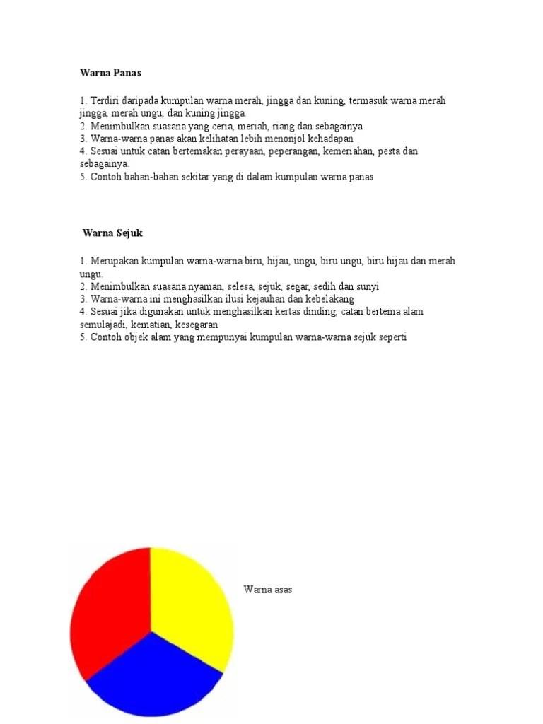 Contoh Warna Panas : contoh, warna, panas, Warna, Panas