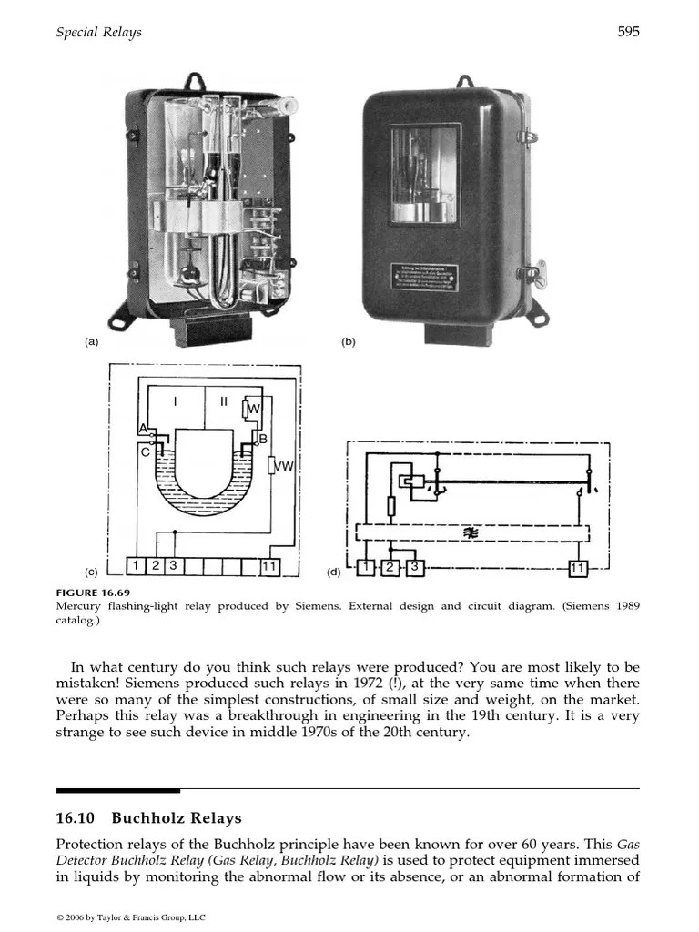 buchholz relay transformer wiring diagram control panel [ 768 x 1024 Pixel ]