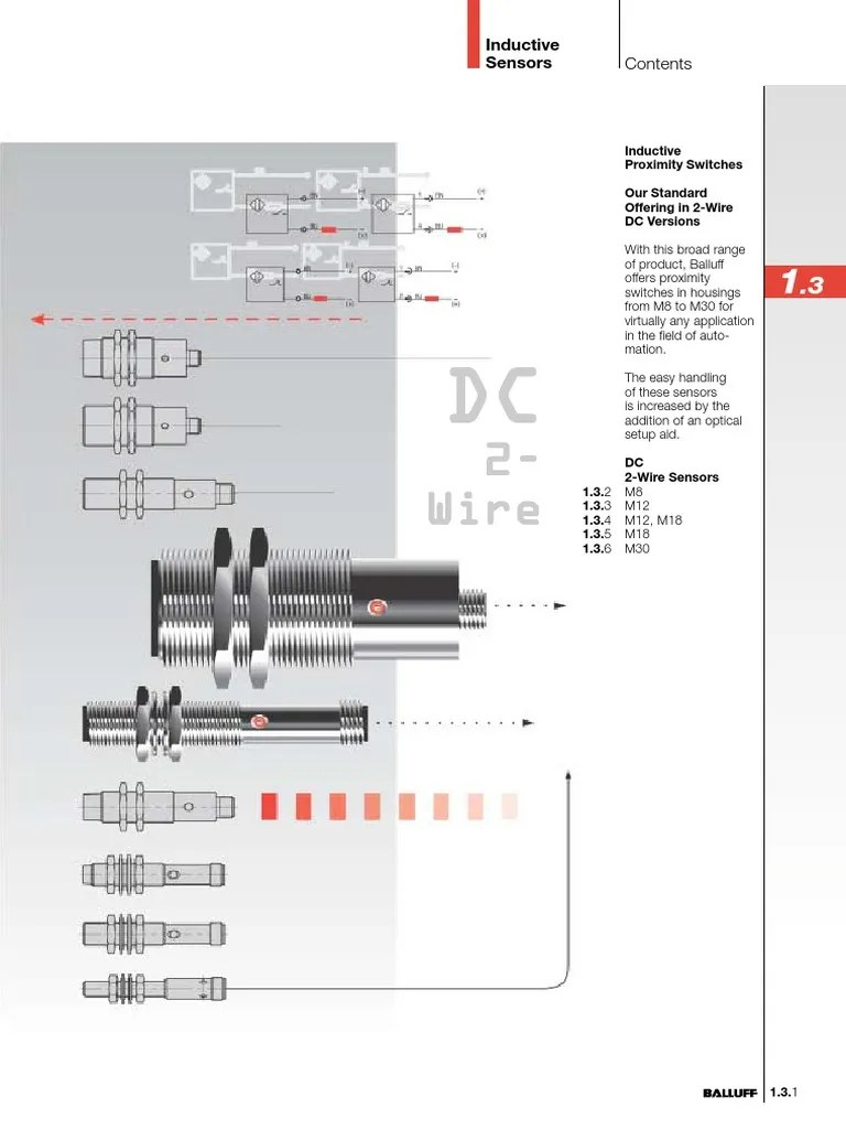 medium resolution of inductive sensor 2wire wiring diagram