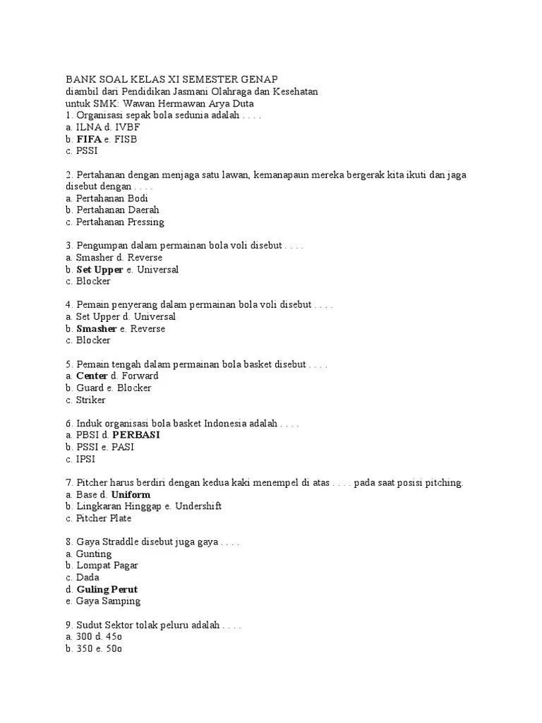 Sudut Sektor Tolak Peluru : sudut, sektor, tolak, peluru, Kelas, Semester, Genap, Penjas