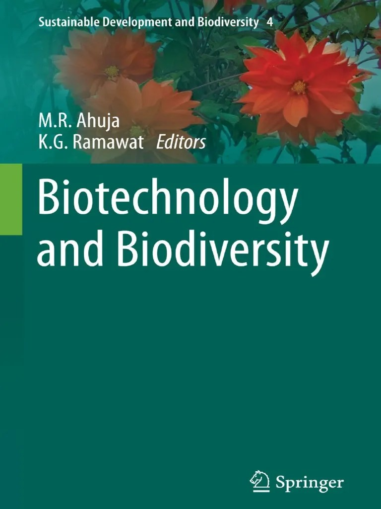 Biotechnology and Biodiversity   Genetically Modified Crops ...