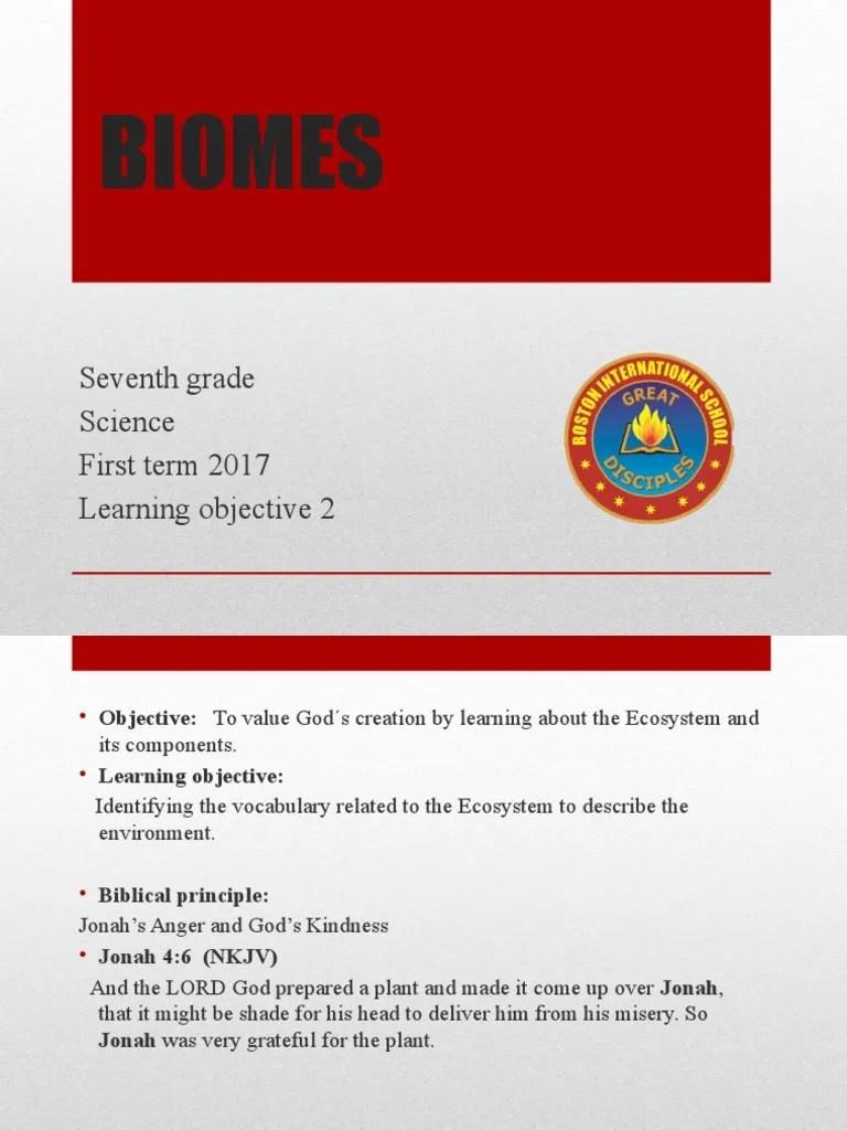medium resolution of 7th Grade Biomes   Aquatic Ecosystem   Forests