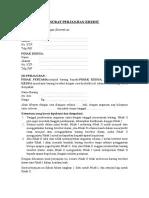 Surat Perjanjian Kredit Hp : surat, perjanjian, kredit, Examples, Essay, Bucket, Downloads, Ebook, Account