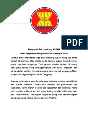 Gambar Logo Asean : gambar, asean, Asean