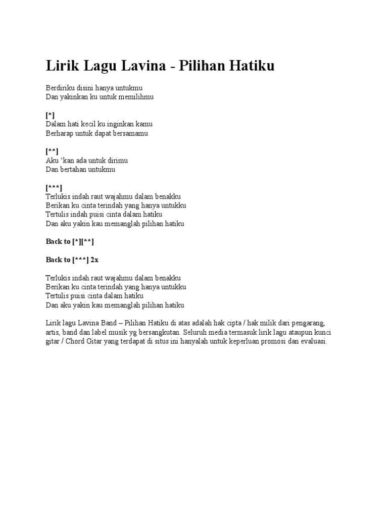 Download Lagu Tertulis Indah Raut Wajahmu Dalam Benakku : download, tertulis, indah, wajahmu, dalam, benakku, Lirik, Lavina