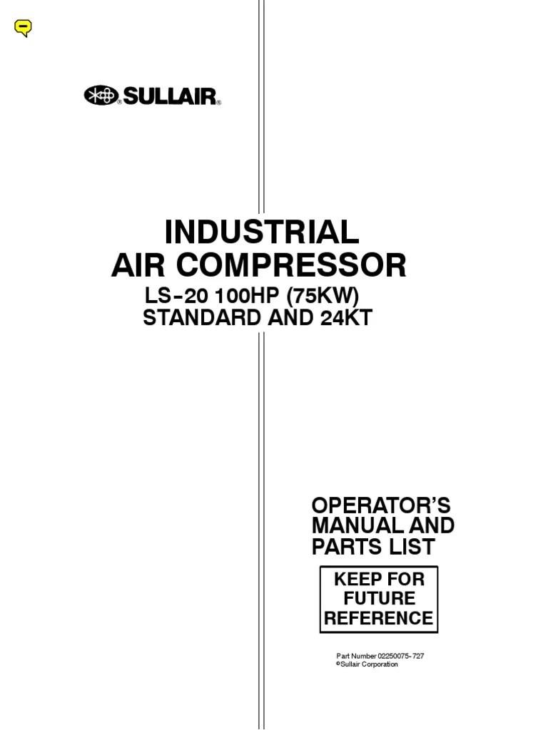 Sullair Es 6 Wiring Diagram : 27 Wiring Diagram Images