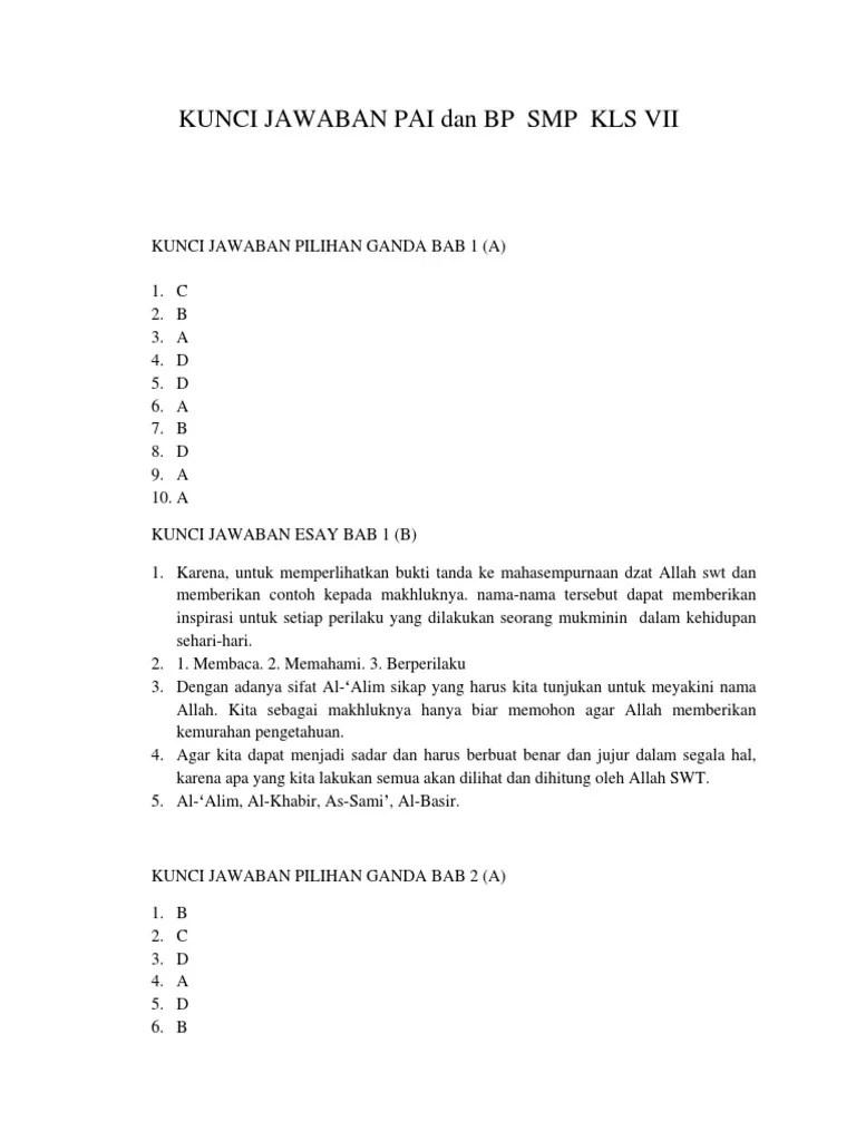 Soal Ips Kelas 7 Semester 1 Dan Kunci Jawaban Pilihan Ganda Kurikulum 2013 : kelas, semester, kunci, jawaban, pilihan, ganda, kurikulum, Kelas, Semester, Kunci, Jawaban, Pilihan, Ganda, Akurat