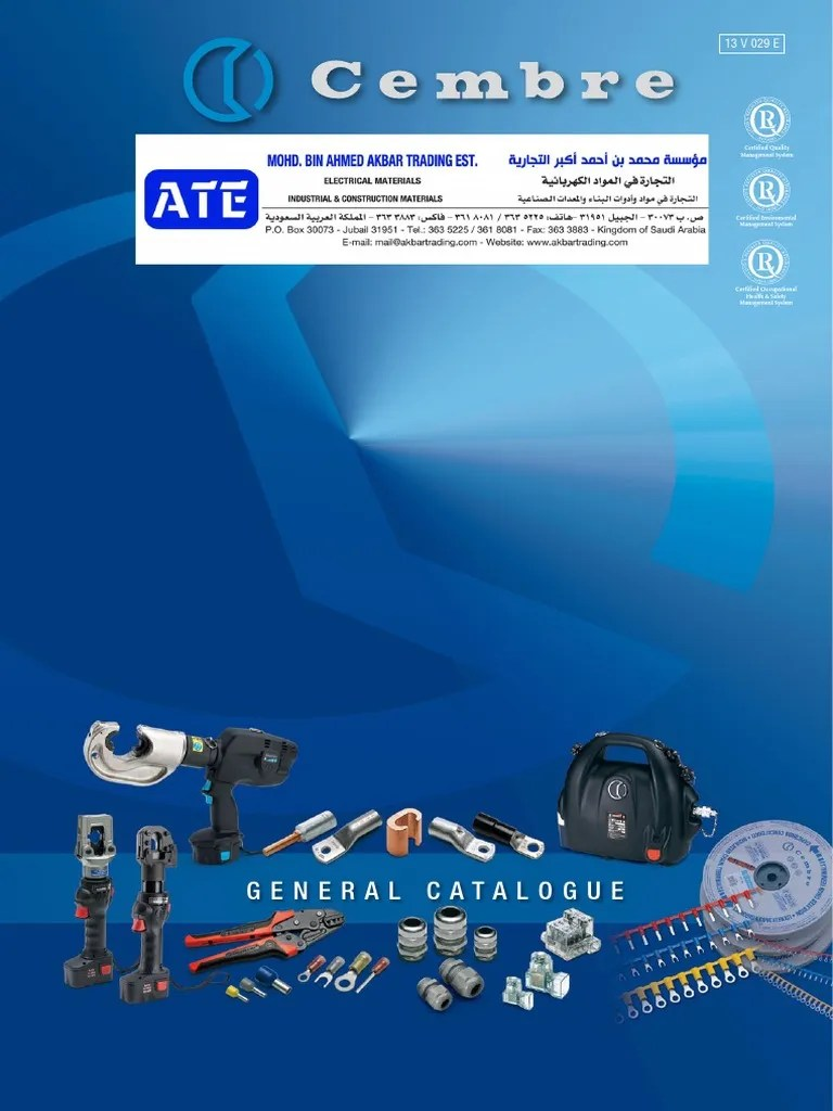 general cat ltd 13v029e 1 pdf electrical connector occupational safety and health [ 768 x 1024 Pixel ]