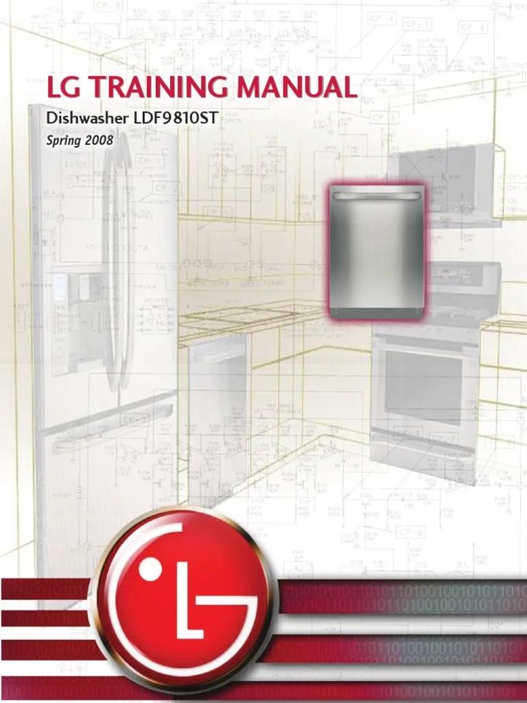 hight resolution of lg ldf9810st wiring diagram