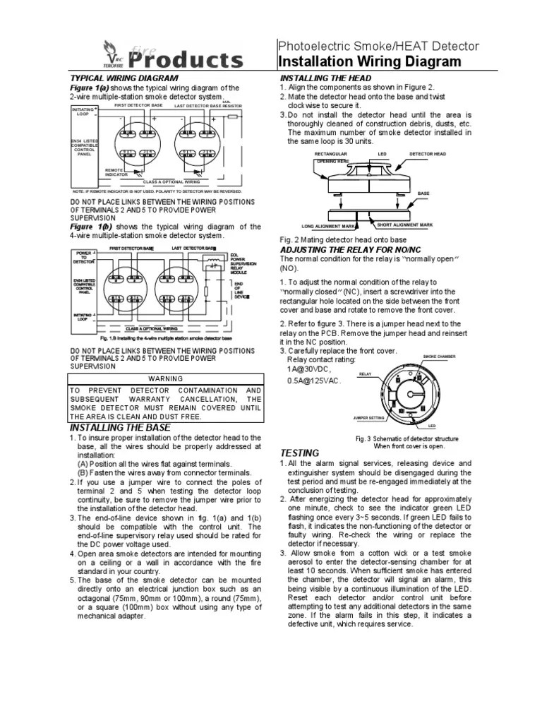 medium resolution of smoke detector installation diagram