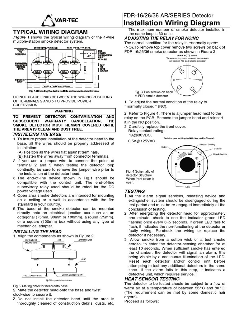 hight resolution of smoke detector wiring diagram for 4