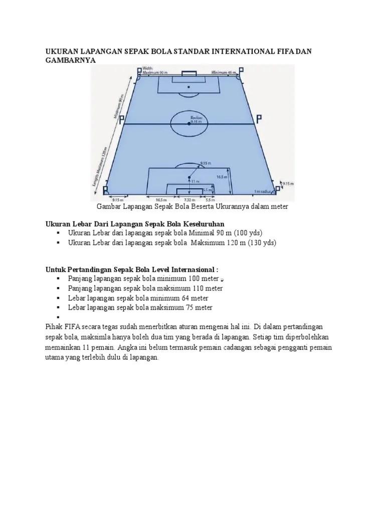 Panjang Dan Lebar Lapangan Kasti : panjang, lebar, lapangan, kasti, Ukuran, Panjang, Lebar, Lapangan, Kasti, Berbagai