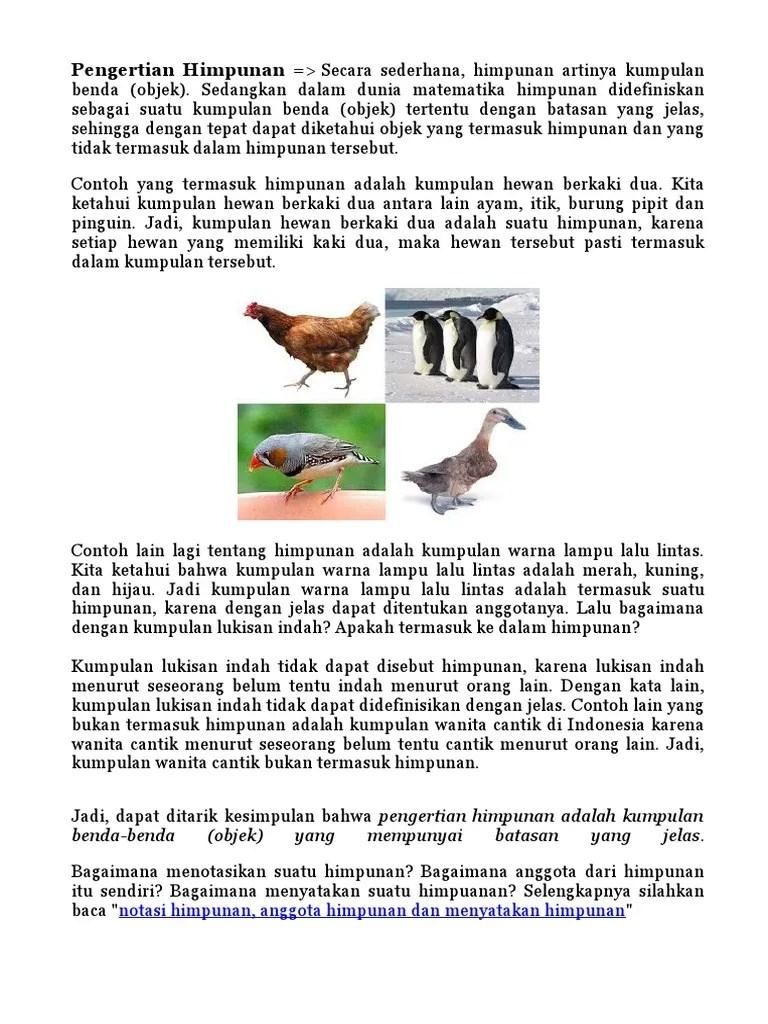Gambar Hewan Berkaki 2 : gambar, hewan, berkaki, Hewan, Berkaki, Bukan, Indonesia