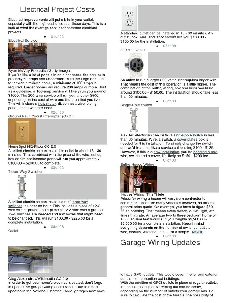medium resolution of  garage electrical panel wired timothy thiele on wiring diagram on garage door safety sensor wiring