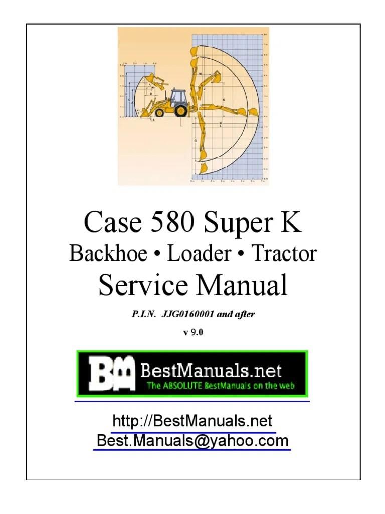 medium resolution of case 580k wiring schematic