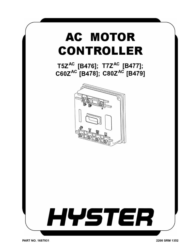 hyster monitor wiring diagram [ 768 x 1024 Pixel ]
