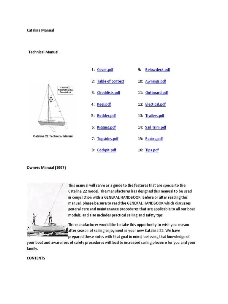 catalina 22 sail boat wiring diagram [ 768 x 1024 Pixel ]