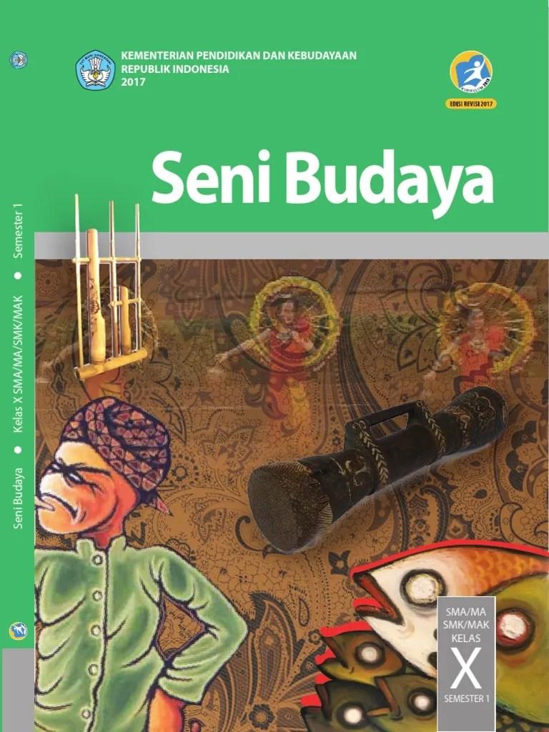 28/11/2020· download buku pjok kelas 2 sd kurikulum 2013 pdf. Seni Budaya Buku Siswa Kelas X Semester 1