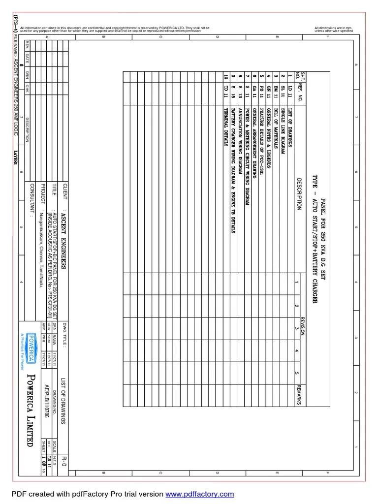 medium resolution of wiring diagram of amf panel