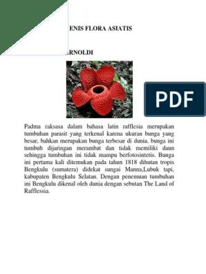 Flora Asiatis : flora, asiatis, Jenis, Flora, Asiatis