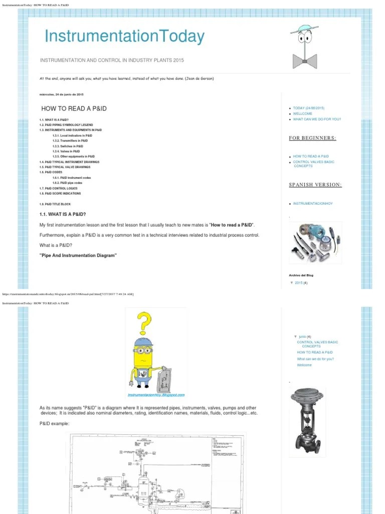 instrumentationtoday how to read a pid control system pipe fluid conveyance  [ 768 x 1024 Pixel ]