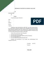 Surat Permohonan Keringanan Biaya Sekolah : surat, permohonan, keringanan, biaya, sekolah, Contoh, Surat, Permohonan, Penurunan, Pembayaran