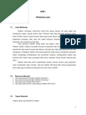 Statistik Deskriptif Dan Inferensial : statistik, deskriptif, inferensial, Statistik, Deskriptif, Inferensial