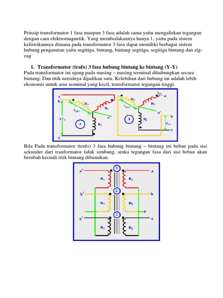 7.Transformator 3 Fase