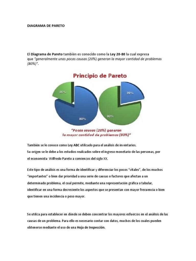 hight resolution of diagrama de pareto impreso pdf