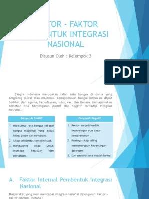Faktor Faktor Pembentuk Bangsa Indonesia : faktor, pembentuk, bangsa, indonesia, Faktor, Pembentuk, Bangsa, Indonesia, Seputar, Bentuk