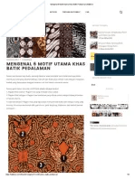 Menginterpretasi Batik Pedalaman Dan Batik Pesisir : menginterpretasi, batik, pedalaman, pesisir, Batik, Pedalaman, Pesisir.docx