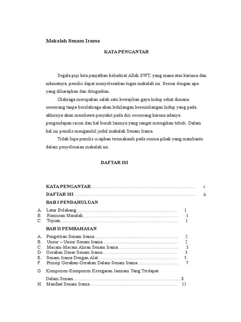 Makalah Tentang Senam Ritmik : makalah, tentang, senam, ritmik, Makalah, Senam, Irama, Farhan