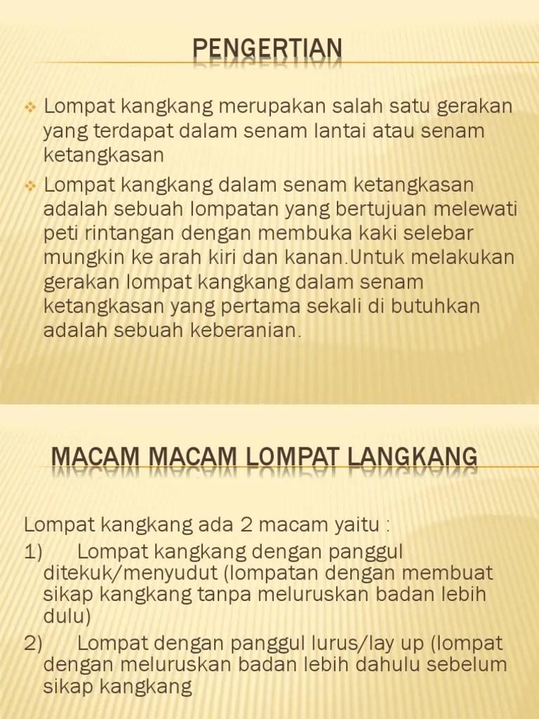Lompat Kangkang : lompat, kangkang, FITRI, HANDAYANI, LOMPAT, KANGKANG.pptx
