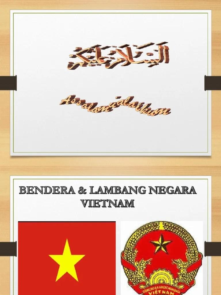 Bendera Dan Lambang Negara Vietnam : bendera, lambang, negara, vietnam, Tugas, Power, Point