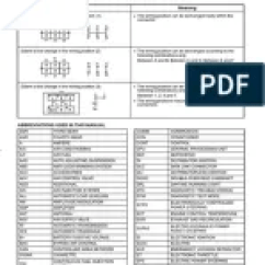 Bt 50 Wiring Diagram 3 Way Switch Power To Light Mazda Bt50 Wl C We F198 30 05l3 Hvac Airbag 05l12