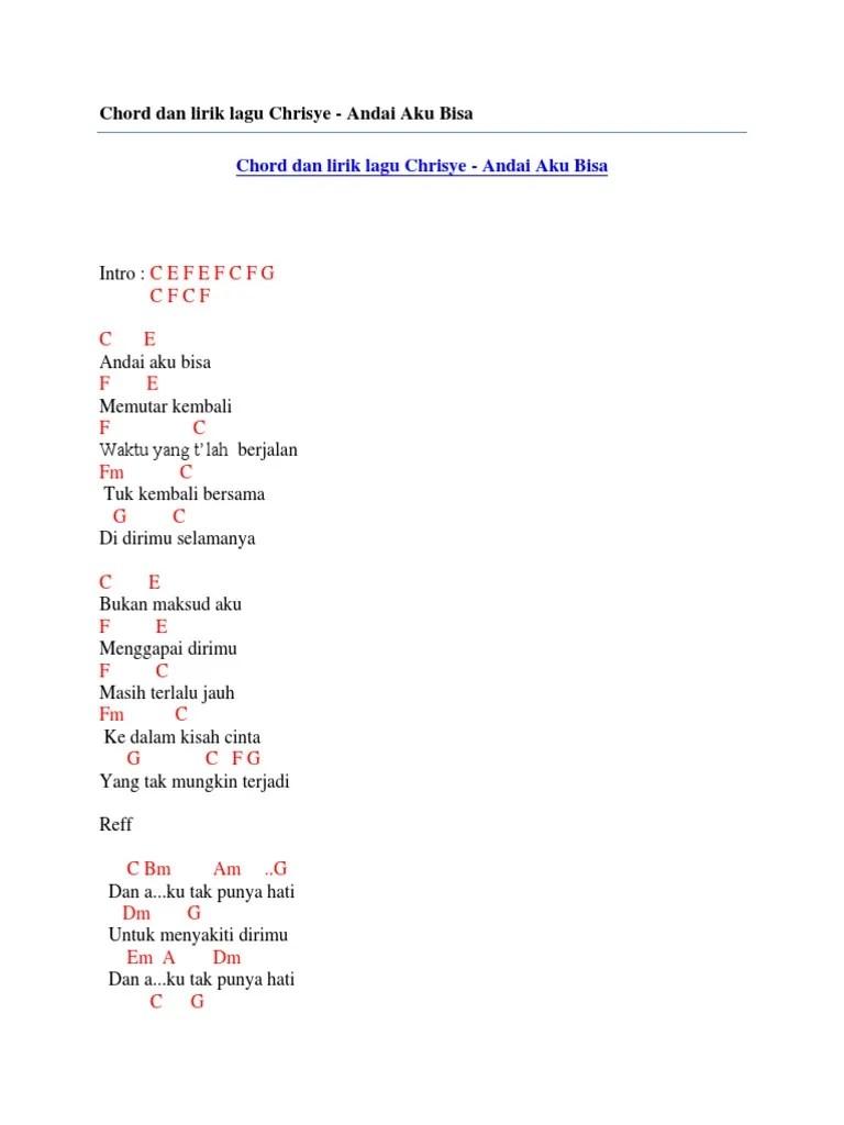 Download Lagu Geisha Andai Aku Bisa : download, geisha, andai, Download, Andai, Chrisye